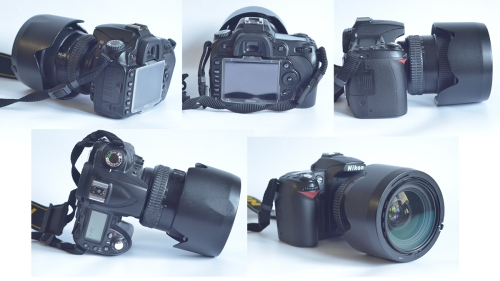The D90, a classic and fantastic camera since 2008. Used with my 17-55mm f2.8 portrait lens.