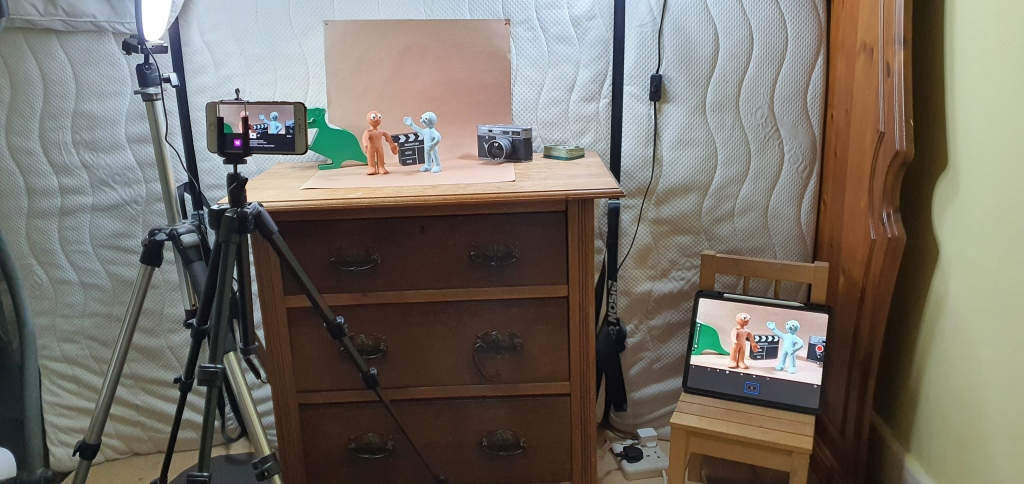 animation setup